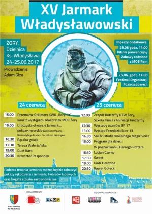 Jarmark Władysławowski 24-25 czerwca Kliknięcie w obrazek spowoduje wyświetlenie jego powiększenia