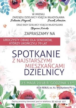 Spotkanie Najstarszych Mieszkańców Księcia Władysława Kliknięcie w obrazek spowoduje wyświetlenie jego powiększenia